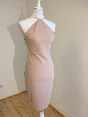 Party-Kleid mit tiefem Rückenausschnitt