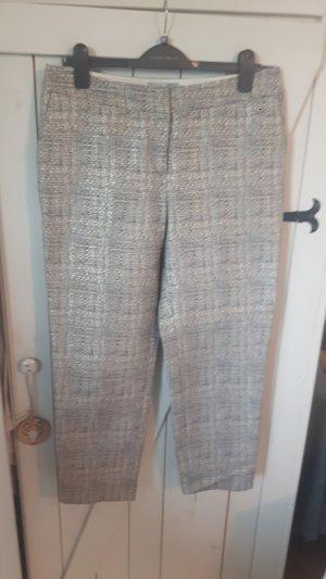 Boden Pantalone a 7/8 multicolore Cotone