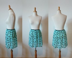 Party- Princess - skirt --- big dots, S, M, L, XL