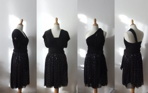 Party- Princess - skirt --- sparkling night sky, S, M, L, XL