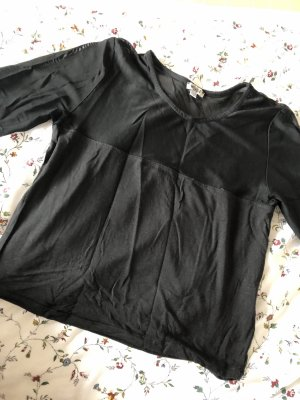 Brandy & Melville T-shirt court noir