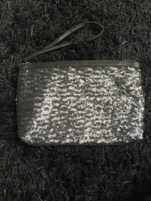 Party Tasche Silber neu