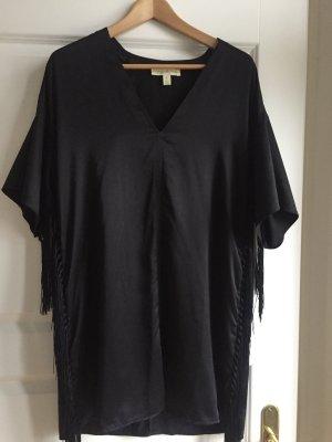 partydress kleines Schwarzes oversize Kleid Boho Gr. 38 Blogger