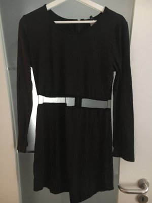 Robe stretch noir