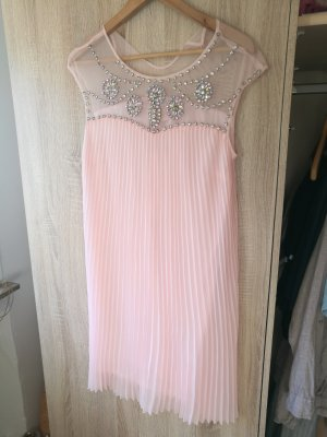 Partykleid Babydoll Plissee Mohito