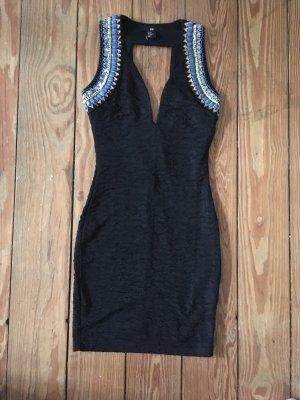 Balmain for H&M Abito con paillettes nero