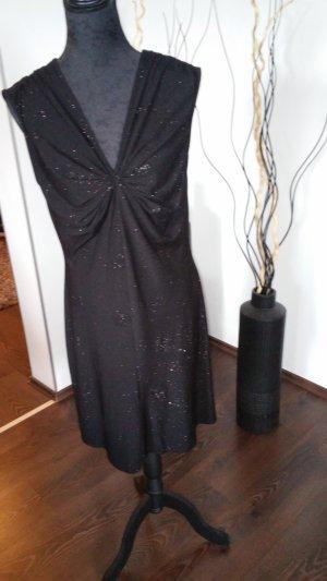 Partykleid mit Glitzer Gr.42 letzter Preis