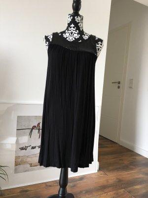 Vero Moda Vestido babydoll negro