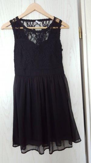 Vero Moda Lace Dress black