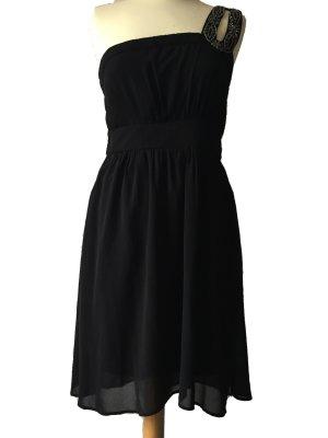 Partykleid schwarz mit Straß Vero Moda