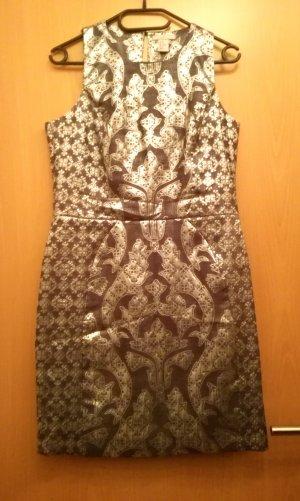 Partykleid von H&M in Silber