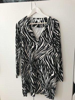 Partykleid zebramuster