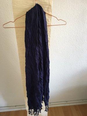 Paschmina Schal blau