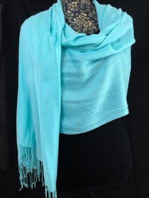 Pashmina lichtblauw