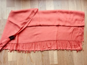 Pashmina bright red