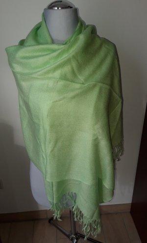 Pashmina pale green