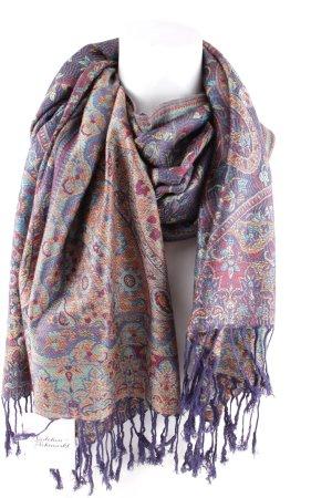 Pashmina Pashmina paisley pattern hippie style