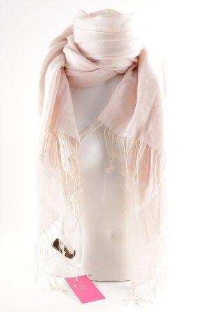 Pashmina rosé Casual-Look