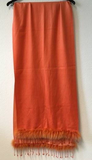 Pashmina Schal von Pashmina by Gaynor in orange