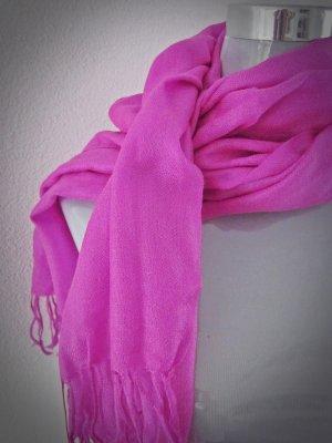 Pashmina Tuch Schal Pink Neu #Neu
