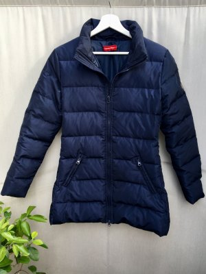 Down Jacket dark blue-blue