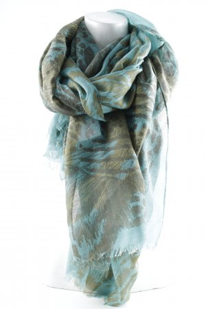 Passigatti Summer Scarf animal pattern casual look