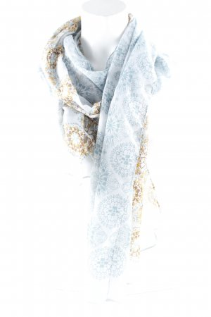 Passigatti Summer Scarf graphic pattern casual look