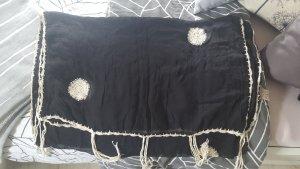 Passigatti Neckerchief black-cream modal fibre