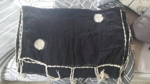 Passigatti Pañoleta negro-crema modal