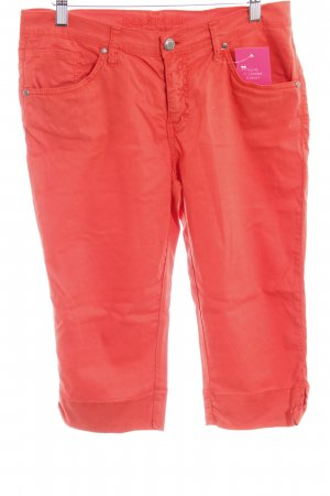 Passport 3/4 Jeans dunkelorange Casual-Look