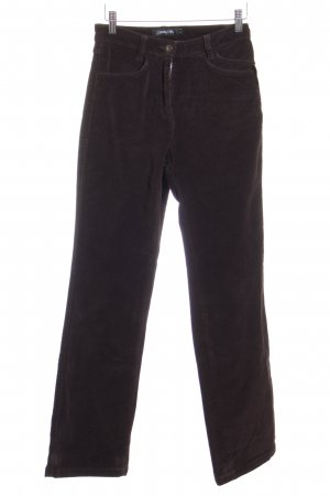 Passport Cordhose dunkelbraun Casual-Look