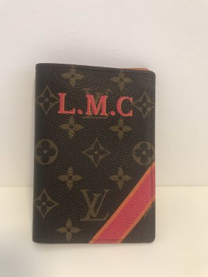 Louis Vuitton Porte-cartes bronze