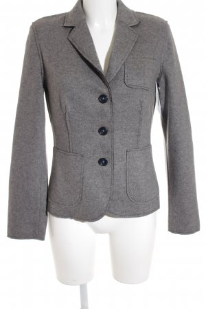Passport Jerseyblazer grau Casual-Look