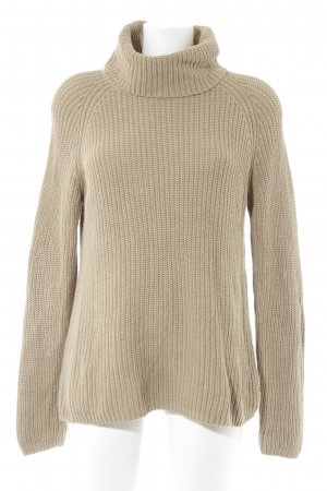 Passport Rollkragenpullover camel Casual-Look