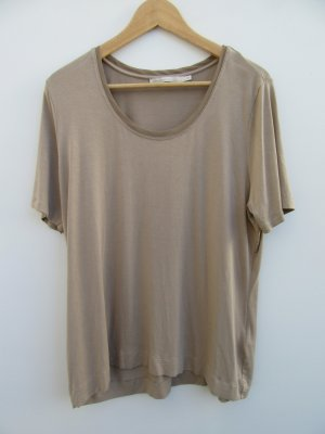 Passport T-Shirt Damen braun Gr. 42/44
