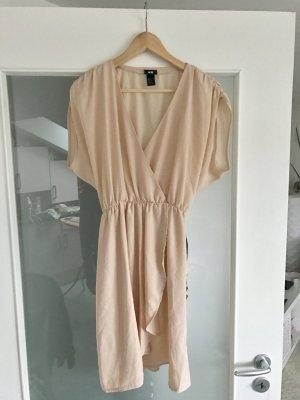 Pastell / Apricot / rosa Kleid perfekt für den Sommer