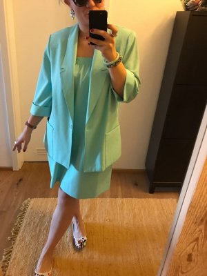 Ladies' Suit light blue-mint