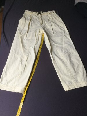 Bogner 3/4 Length Trousers pale yellow