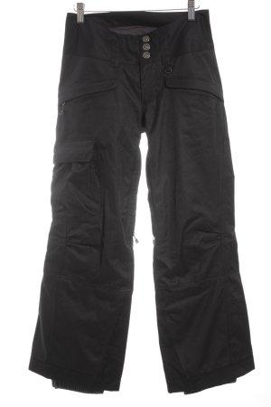 Patagonia Snow Pants black simple style