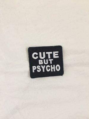"Patch ""Cute but Psycho"""