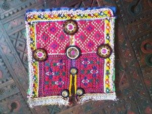 Patch Vintage India Bohostyle handgefertigt