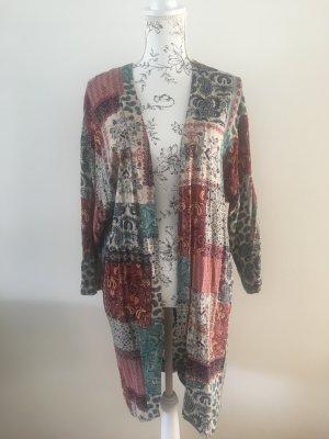 Patchwork Cardigan/Kimono