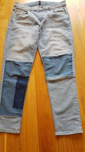 Patchwork Jeans, H&M Divided