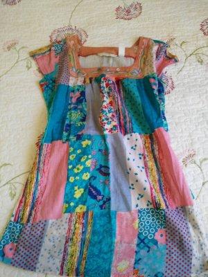 Next Robe tunique multicolore