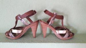 Patchwork Sandaletten Größe 40
