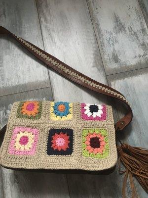 Bolso multicolor Cuero