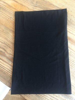 Patricia Pepe - Bandeau Top schlicht schwarz, Größe 1/36, weicher Stoff,