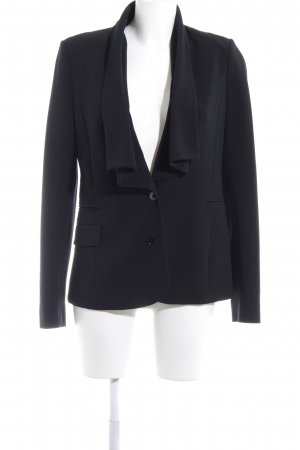 Patricia Pepe Long-Blazer schwarz Business-Look