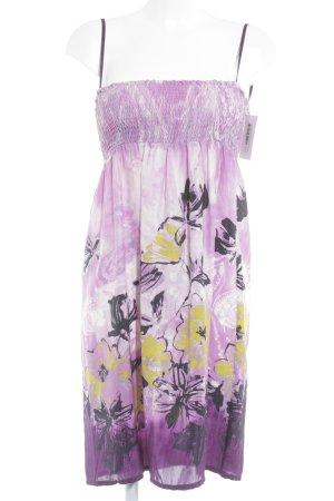 Patricia Pepe Trägerkleid florales Muster