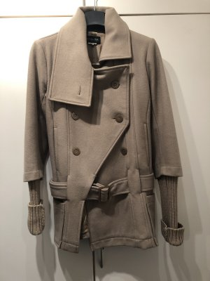 Patricia Pepe Outdoor Jacket beige wool